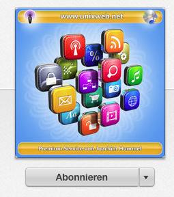 iTunes-Abonnieren