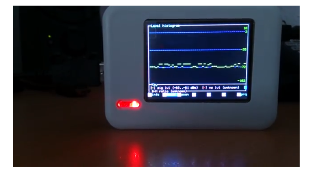 Raspberry-PI-Wifi-Monitor
