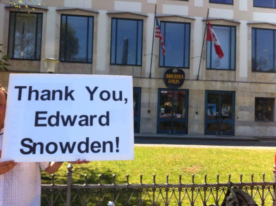 Danke Edward Snowden