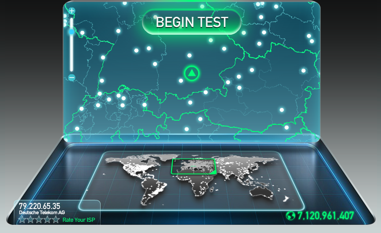speedtest-net