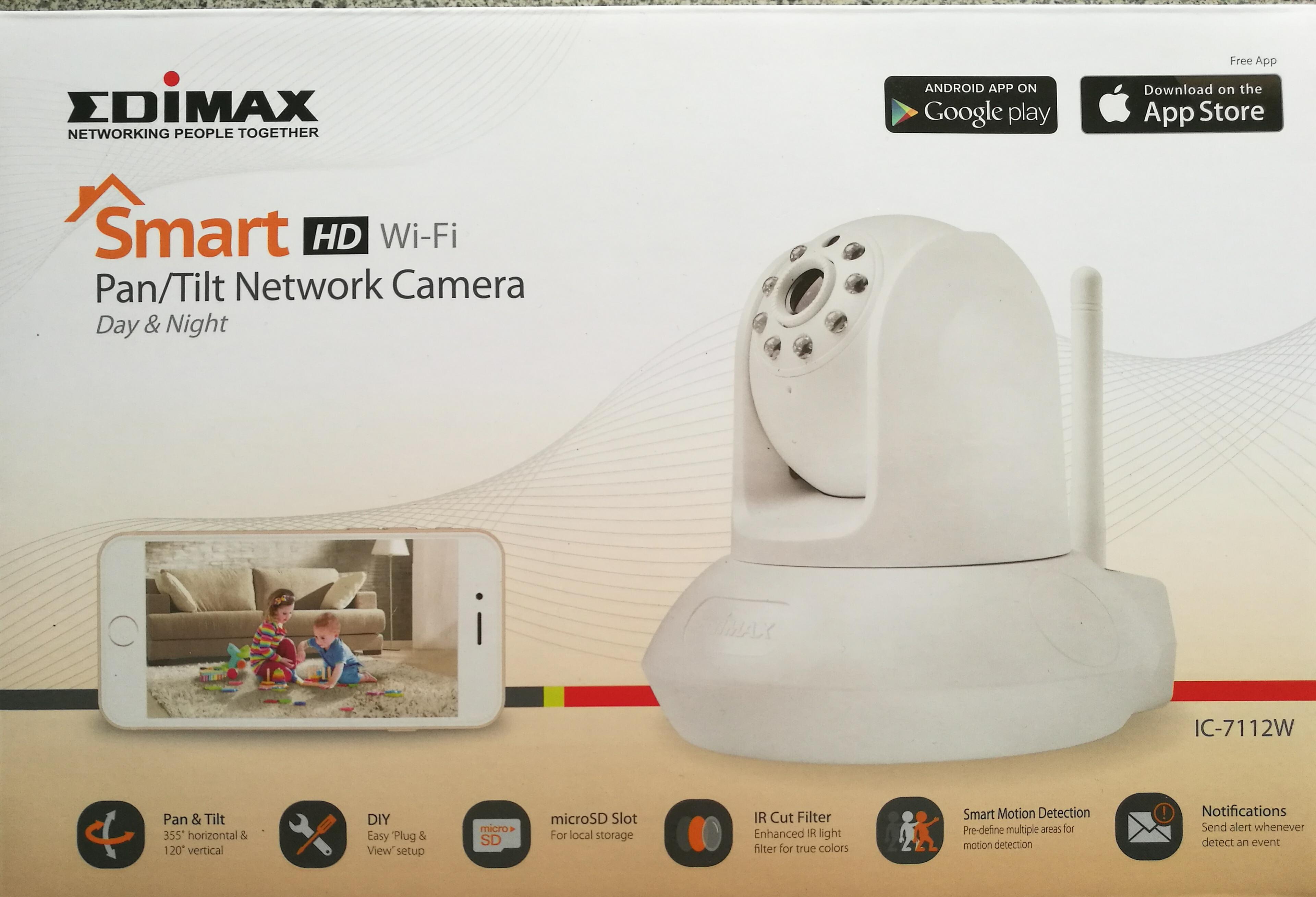 Edimax Kamera