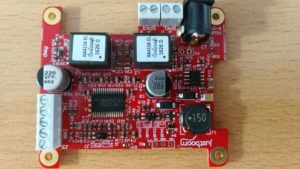 Justboom AMP Board