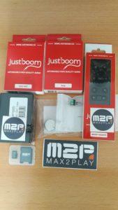 Justboom Hardware Kit für max2play