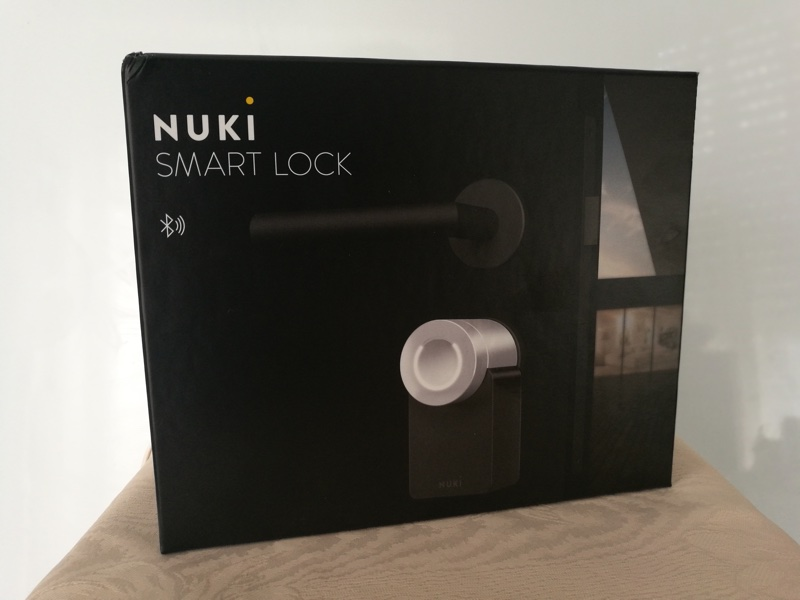 nuki smartlock als smarthome l sung it news. Black Bedroom Furniture Sets. Home Design Ideas