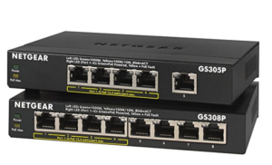 Netgear GS305P PoE Switch