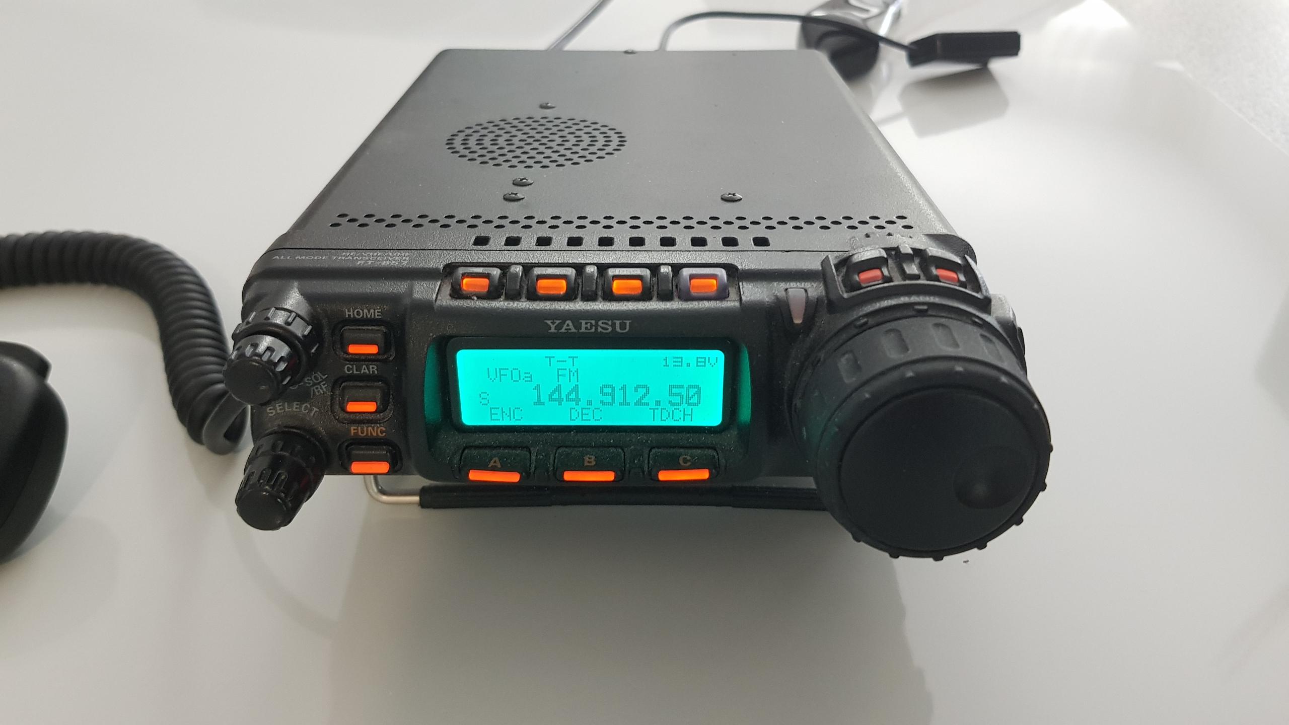 Bluetooth Steuerung für YAESU FT8X7 mit Raspberry Pi - IT-News