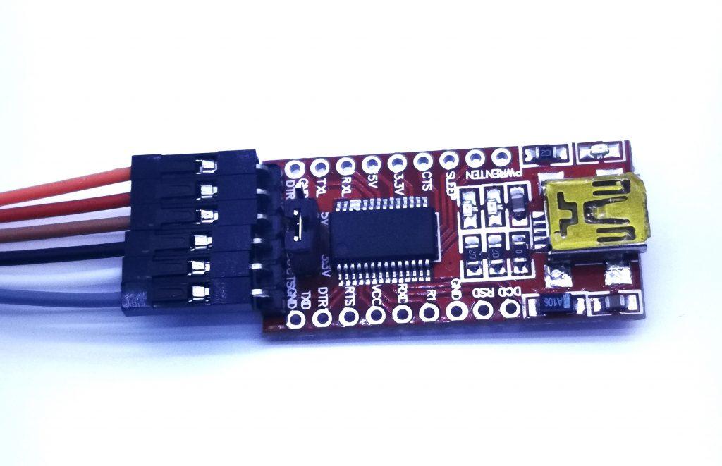 FDTI USB Converter