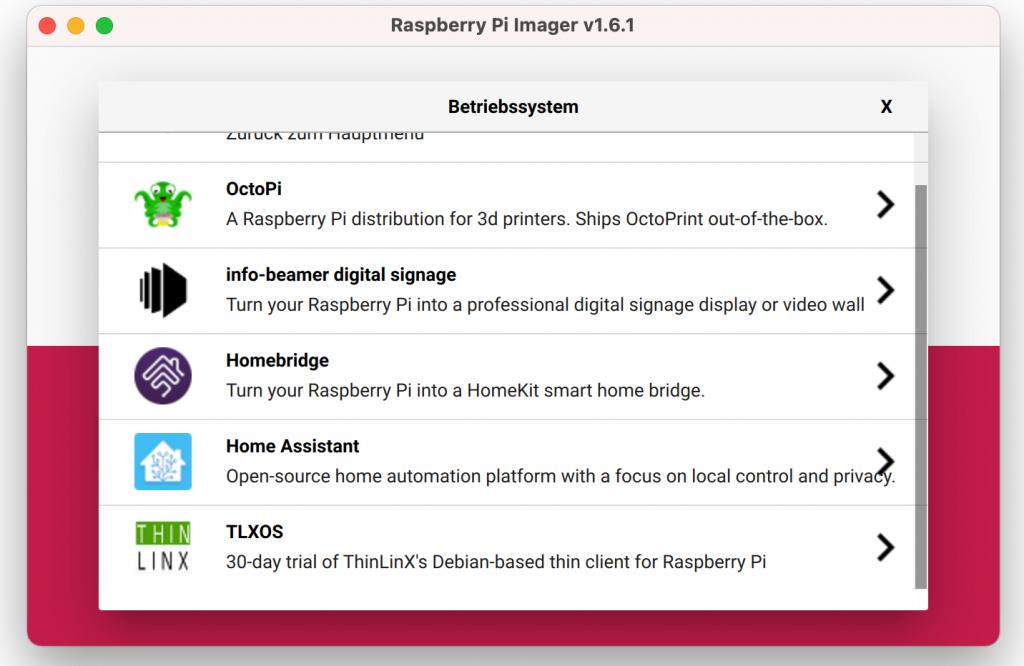 Home Assistant Raspberry Pi