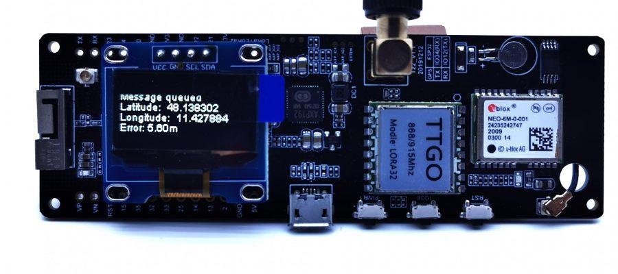 TTGO-T-Beam-LoraWAN-GPS-Tracker